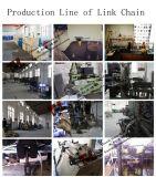 溶接されたチェーンステンレス鋼DIN763の標準円形のリンク・チェーンは磨いた(TLKY001)