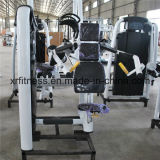 Pulldown Integrated comercial Xw23 do Lat do equipamento da ginástica
