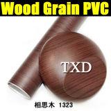 Etiqueta de madeira da grão da qualidade super para a decoração interior do carro