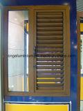 Ventana y puerta manuales de la lumbrera