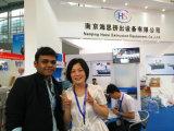 중국 Haisi 공장은 플라스틱 /Vinyl/PVC 쌍둥이 나사 밀어남 기계 Tse 30의 기초를 두었다