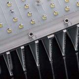 新しいモジュールデザインのWaterprrof 120W LEDの点のフラッドランプ