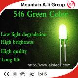 Beleuchtet grüne Bildschirmanzeige LED-546 lichtemittierende Diode/LED Zeichen-Beleuchtung