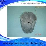 Piccola quantità CNC Machining parti in lega, lega di alluminio Parts (Alu-005)