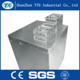O arco elétrico industrial que modera a fornalha para o vidro liso cobre (YTD-11)