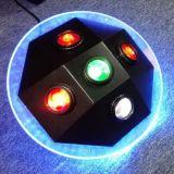 Lumières neuves d'effet du faisceau DEL de disco de 25X3w Rgbwy