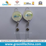 Regalo de la oficina Fashionable Factory Supply Key Chain Reel Company Advertismental