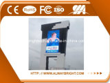 P9.52 P10 P16 Outdoor RGB Open From Front LED Display Sign 6*3f 6*4f 8*4f 10*5f 10*6f 12*6f LED Sign auf Stock