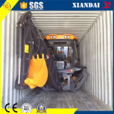 Ce en SGS Approved Tier III Cummins Engine Backhoe Loader (4WD) Xd850