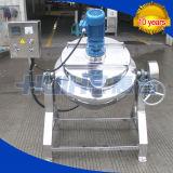 Elektrische Heizung, die Umhüllungen-Kessel (50-1000L, kippt)