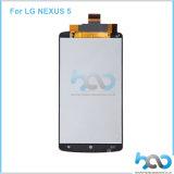 Экран LCD вспомогательного оборудования телефона для цифрователя индикации цепи 5 LG