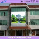 광고를 위한 P6 옥외 풀 컬러 LED 디지털 또는 전자 계시판