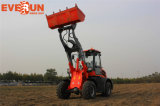 Everun 2016 New Farm Machine Front Loader avec Sweeper