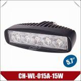 """5.7 """"Inundación impermeable 15W IP67 / viga de punto de la lámpara del trabajo del LED (CH-WL-015A-15W)"""