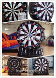 謝肉祭のゲームのための巨大で膨脹可能な投げ矢ボード