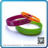 School (HN-SE-049)のための安いGifts Rubber Wrist Band