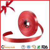 Colored Gift Wrap Red Ribbon Spool