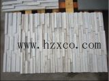 Azulejo de mármol gris de madera para el suelo y la pared