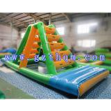 Sosta di galleggiamento gonfiabile dell'acqua dell'acqua della spiaggia gigante del PVC gonfiabile della sosta/alta qualità