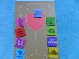 Correa del sostenedor del vidrio de vino del silicón