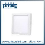 2016 alloggiamento più caldo dell'indicatore luminoso di pannello del quadrato LED (F-C1-18W)