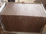 De goedkope Chinese G562 Tegel van de Vloer van het Graniet van de Esdoorn Rode
