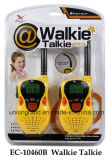 Mini jouets en plastique de talkie-walkie