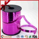 Cinta de color rizado de los PP del festival para la decoración del regalo
