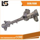 Manufatura de alumínio feita à máquina motocicleta das peças do CNC