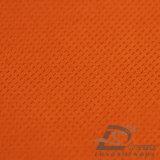 água de 75D 260t & do Sportswear tela 100% tecida do Pongee do poliéster do jacquard do Twill da estrela de tiro para baixo revestimento ao ar livre Vento-Resistente (E005)
