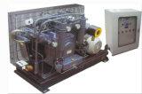 Presión media de los aumentadores de presión sin aceite que intercambia el compresor de aire del pistón (K35VZ-4.00/8/40)