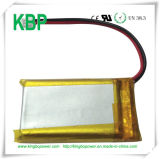 3.7V 1200mAh Rechargeable李Polymer Lithium Battery