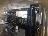 Zweite Handvoll automatische Hochgeschwindigkeitsplastiktasche, die Maschine Uinit herstellt