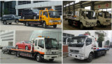 Foton 4X2 Slide Flat Bed Recovery Traffic Wrecker Towing Truck