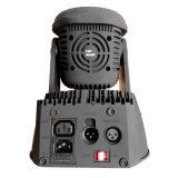 Luz movente barata e quente da lavagem do diodo emissor de luz 7PCS*15W 6in1 da venda