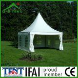 Aluminiumpergola-Hochzeitsfest gibt Pagode6x6 gazebo-Kabinendach-Zelte an