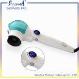 Encrespador de cabelo automático do pulverizador do encrespador de cabelo do LCD