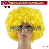 Prodotti accessori del partito della parrucca del partito della parrucca di Afro dei capelli del costume (PS2001)