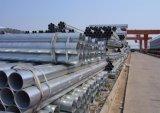 """O andaime usou 3.5 de """" a tubulação de aço preta de carbono X48mm BS1387 ERW"""