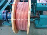 Câblage cuivre rectangulaire couvert de film de Polyimide