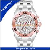 Horloge het Van uitstekende kwaliteit van de Sport van het Horloge van het Kwarts van de manier voor Mensen