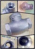 Clapet anti-retour d'oscillation de H14W solides solubles