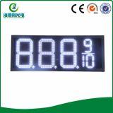 Tarjeta del PWB del dígito del gas del color verde LED