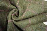 Tela de Woresed&Woolen de la tela de las lanas con tweed