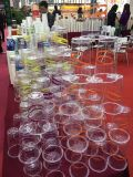 Freie transparente Plastikcup
