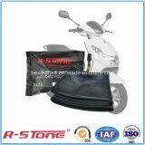 Tubo interno 3.00-8 de la motocicleta butílica de la alta calidad