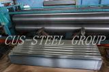 Wasser-Wellen-runzelte galvanisiertes Stahldach-Blatt/Metalldach-Blatt