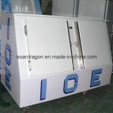 Expendidora automática del hielo de la fabricación de -12 C