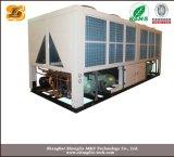 500kw R134A refrigerado por aire compresor de tornillo enfriador de agua