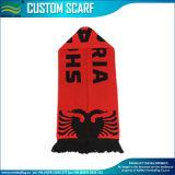 OEM Acrylic Sport Scarf и футбол Scarf (M-NF19F10021)